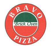 Bravo Pizza Brick Oven logo