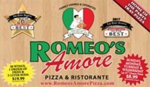 Romeo's Pizza & Ristorante