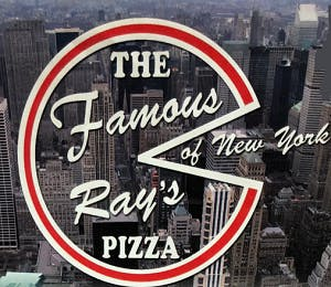 Famous Ray's Pizza of New York