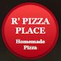 R' Pizza Place logo