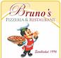 Bruno's Pizzeria & Restaurant logo