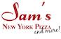 Sam's New York Pizza logo