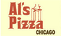 Al's Pizza Chicago logo