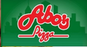 Abo's Pizza logo