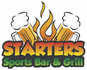Starters Sports Bar & Grill logo