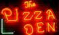 The Pizza Den logo