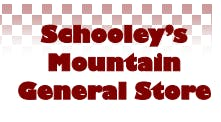 Schooley's Mountain General Store