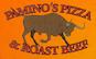 Pamino's Pizza & Roast Beef logo