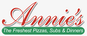 Annie's Pizza logo