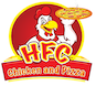 HFC Chicken & Pizza logo