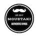 Moustaki Authentic Gyros logo