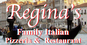 Regina's Pizzeria logo