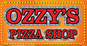 Ozzy's Pizza Shop logo