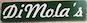 DiMola's Pizza logo
