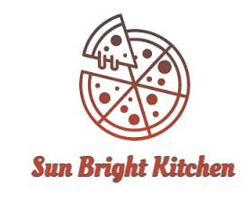 Sun Bright Kitchen
