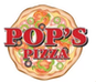 Pop's Pizza logo