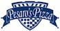 Pesaro's Pizza logo