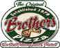 Brothers Sports Bar & Grill logo