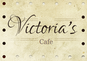 Victoria's Cafe logo