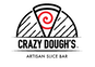 Crazy Doughs Pizza logo