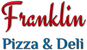 Franklin Pizza & Deli logo