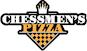 Chessmen's Pizza logo