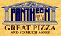 Pantheon Pizza logo