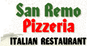 San Remo Pizza logo