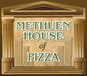 Methuen House of Pizza logo