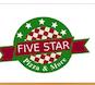 Five Star Pizza & More logo