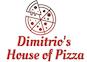 Dimitrio's House of Pizza logo