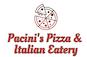 Pacini's Pizza & Italian Eatery logo