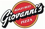 Giovanni's Roast Beef Pizza