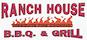 Ranch House BBQ & Grill logo