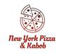 New York Pizza & Kabob logo
