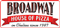 Broadway House Of Pizza logo