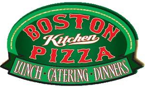 Boston Kitchen Pizza