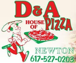D & A House Of Pizza