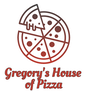 Gregory's House of Pizza logo