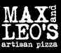 Max And Leo's Artisan Pizza logo