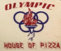 Olympic House of Pizza logo