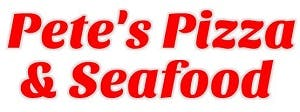 Pete's Pizza & Seafood