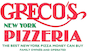 Greco's New York Pizza logo