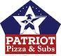 Patriot Pizza & Subs logo