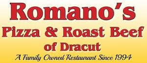 Romano's Pizza & Roast Beef of Dracut