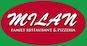 Milan Family Restaurant & Pizzeria logo