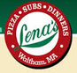 Lena's Original Pizza & Sub logo