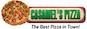 Casamel's Pizza logo