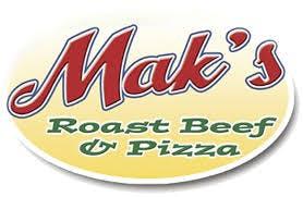 Mak's Roast Beef & Pizza