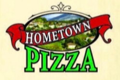 Hometown Pizza Amory logo